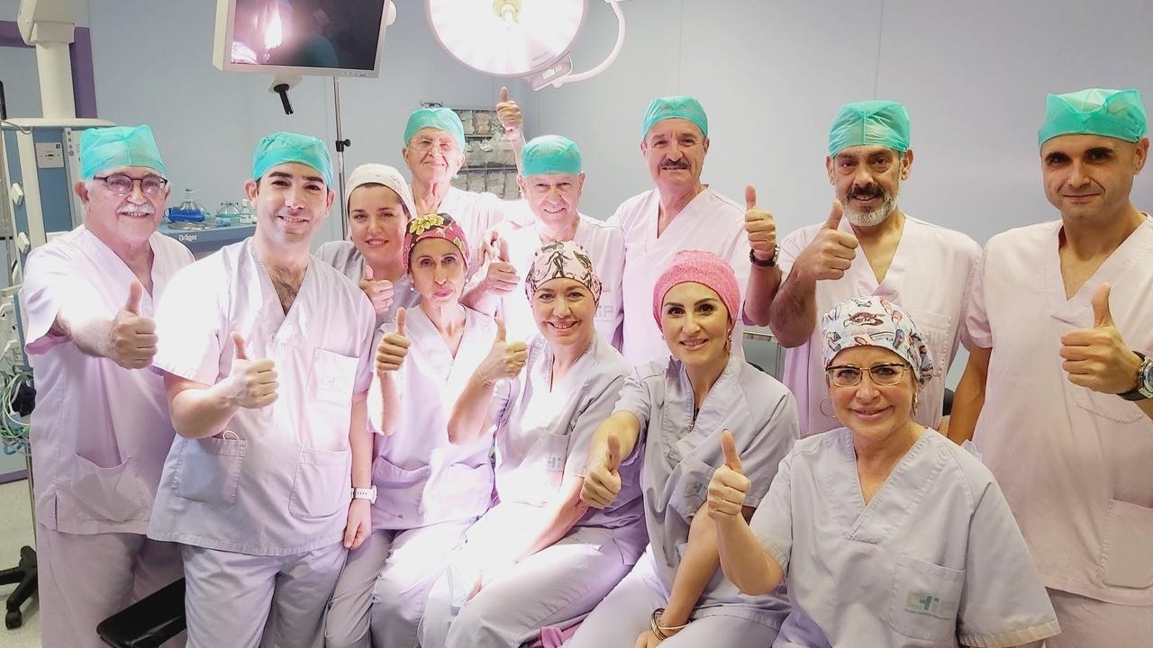 equipo de cirugía rivas especialistas en operaciones de reducción de estómago