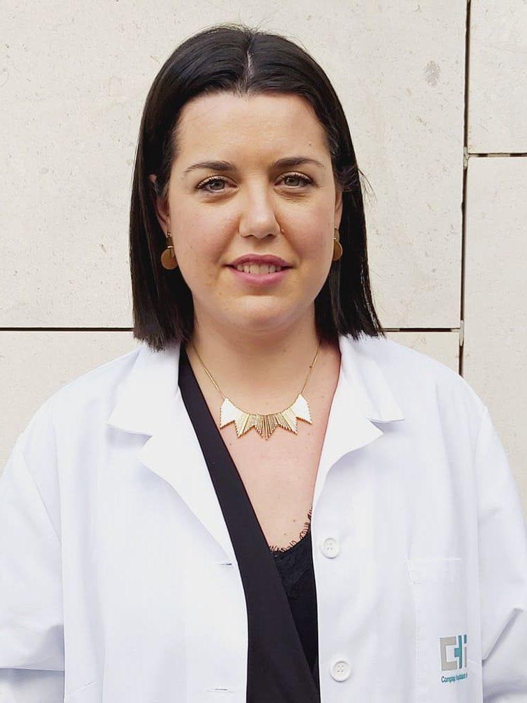 Cristina Córdoba Casas enfermera experta en enfermería tras operaciones de reducción de estómago en el tratamiento del sobrepeso