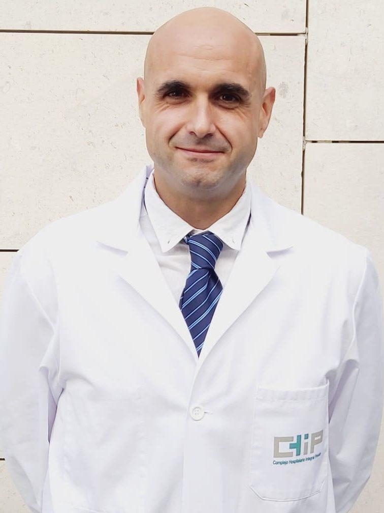 Francisco Piedra Escudero experto en preparación física tras operaciones de reducción de estómago en el tratamiento del sobrepeso